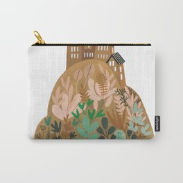 Castle Illustration Carry-All Pouch