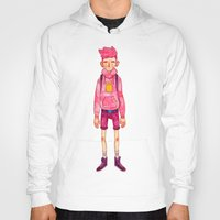 gumball Hoodies featuring Prince Gumball by FawnLorn