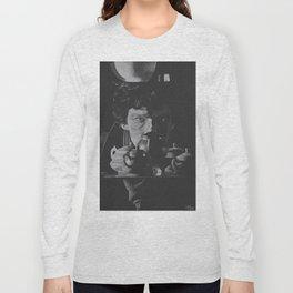 Sherlock and teapots Long Sleeve T-shirt