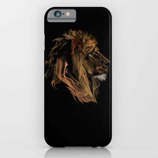 Where there's smoke there's fire! iPhone & iPod Case