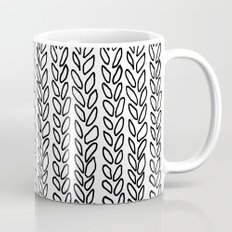 Knit Outline Zoom Mug