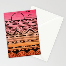 Surf Tribe Stationery Cards