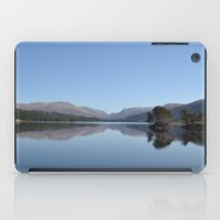 scotland iPad Cases featuring Scotland Beauty by Eugene Lee