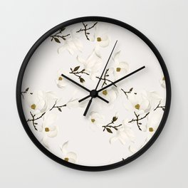 Blanc Botanikal Wall Clock