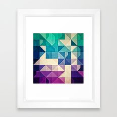 pyrply Framed Art Print