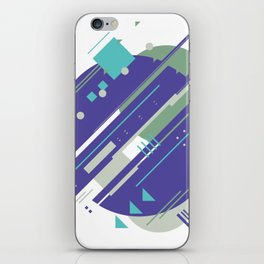 NS 229 iPhone Skin