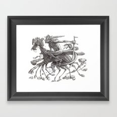 Great Duke Bathin Framed Art Print