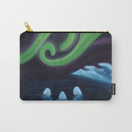 Beluga Nights Carry-All Pouch