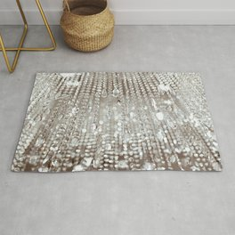 Crystals and Light Rug