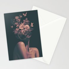 Dead Flowers Stationery Cards