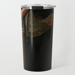Longing (Saudade) by Almeida Junior Travel Mug