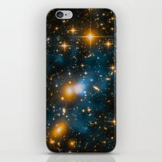 Cosmos 2, When stars collide (enhanced version) iPhone & iPod Skin