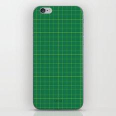 Cut here iPhone & iPod Skin
