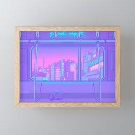 Good Night Framed Mini Art Print