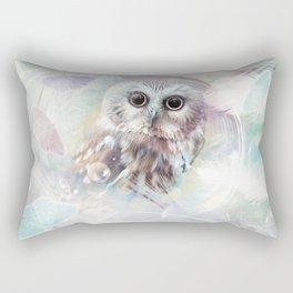 Chouette douceur Rectangular Pillow