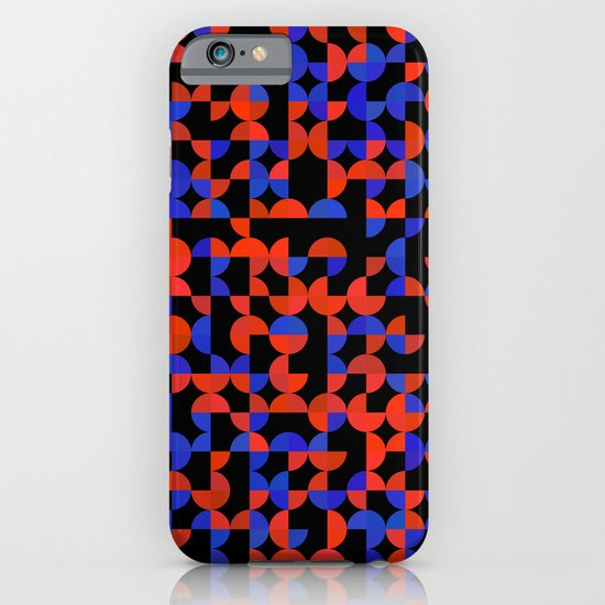 Arc Pattern 2 iPhone & iPod Case