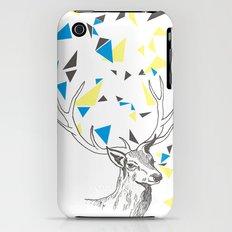 Rainbow Collection / deer Slim Case iPhone (3g, 3gs)