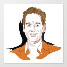 Paul Rudd Canvas Print