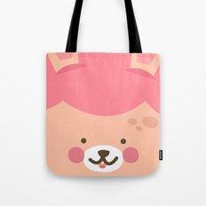 Bunny Smile Tote Bag