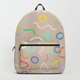 Confetti Party Backpack