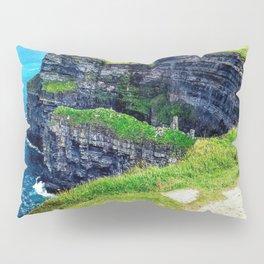 Cliffs of Moher 2 Pillow Sham