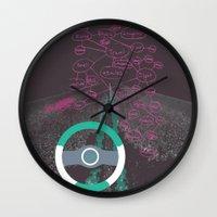 miles davis Wall Clocks featuring 95 miles... by Modify New York
