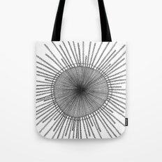 Porpita Porpita I B&W Tote Bag