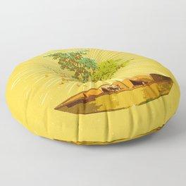 PILSNER TREE Floor Pillow