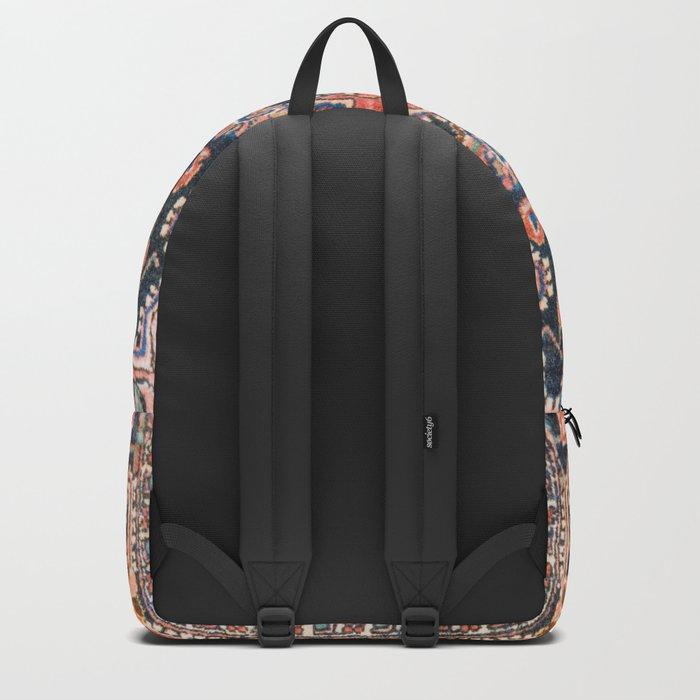Djosan Poshti West Persian Rug Print Backpack