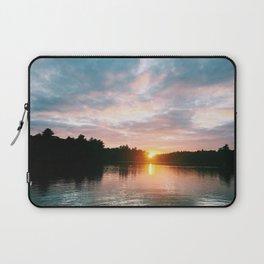 Northbound Sunset Laptop Sleeve