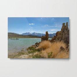 Mono Lake California - II Metal Print