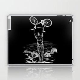 Bike Contemplation Laptop & iPad Skin
