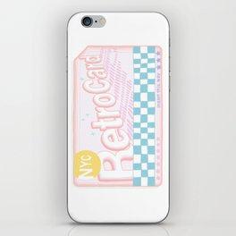 NYC RetroCard iPhone Skin