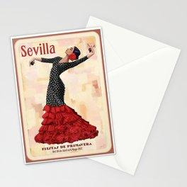 Seville April Fair Stationery Cards