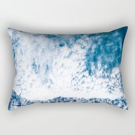 Ocean Between Our Love Rectangular Pillow