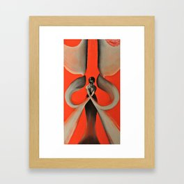 Surrender Framed Art Print
