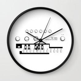 tb-303 Wall Clock