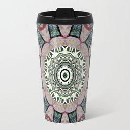 Dug Up Mandala 1 Travel Mug