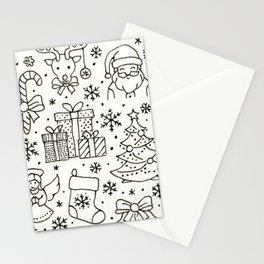 Simply Christmas Stationery Cards