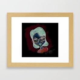 heidi Framed Art Print