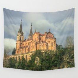 Basilica of Santa María Wall Tapestry