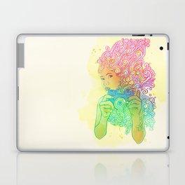 Doodle shot Laptop & iPad Skin