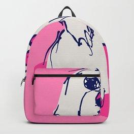 Lulz - candypink Backpack