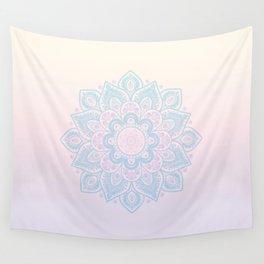 Serenity Mandala Wall Tapestry