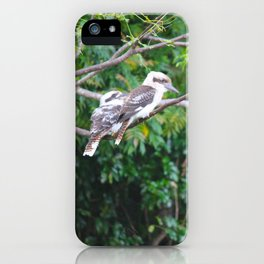 Kookaburras iPhone Case