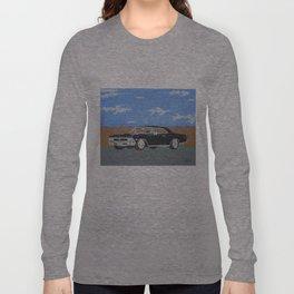 1966 black chevelle SS Long Sleeve T-shirt