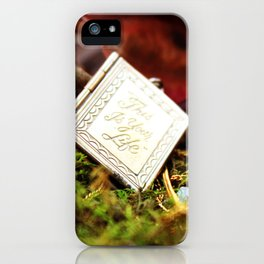 The Locket iPhone Case