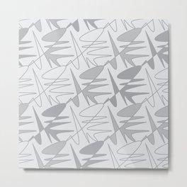 Tessellating Abstract Metal Print