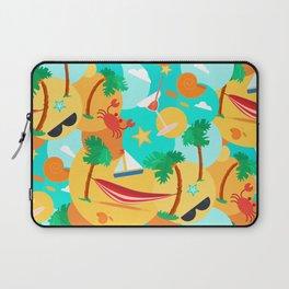 Summer Swin Fun Laptop Sleeve