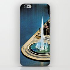 The Fountain at The Point iPhone & iPod Skin